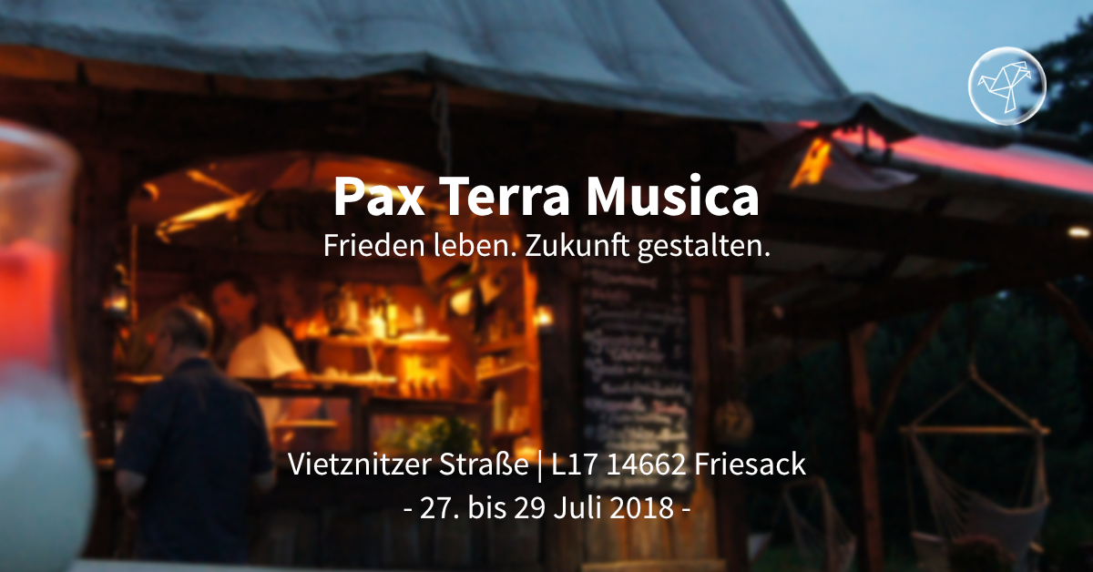 Pax Terra Musica 2018