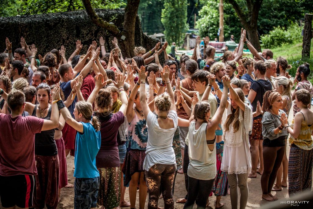 Wald Healing Festival