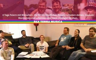 Pax Terra Musica Team